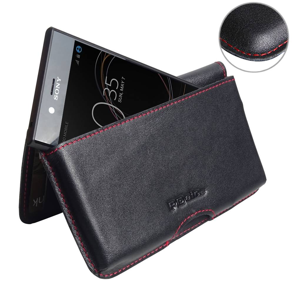 10% OFF + FREE SHIPPING, Buy Best PDair Handmade Protective Sony Xperia XZs Leather Wallet Pouch Case (Red Stitch). Pouch Sleeve Holster Wallet  You also can go to the customizer to create your own stylish leather case if looking for additional colors, pa