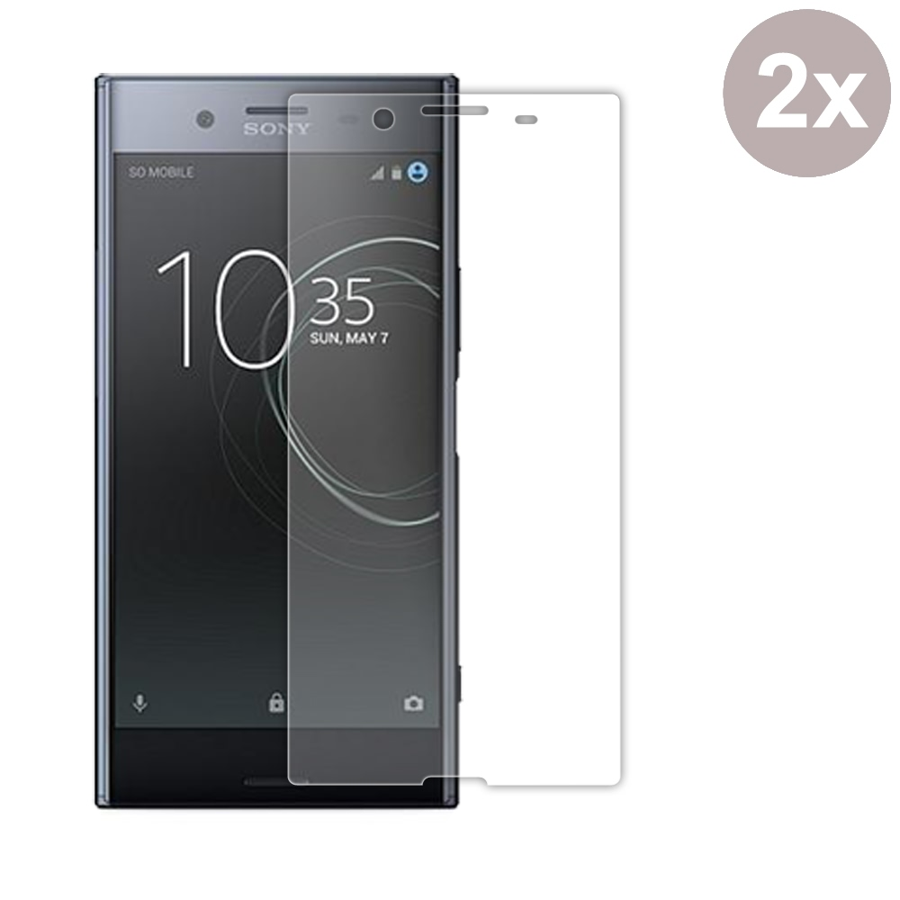 Ultra Clear Screen Protector for Sony Xperia XZs (Pack of 2pcs)