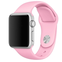 Sport Band Strap for Apple Watch 38mm (Pink)