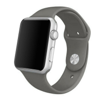 Apple Watch 42mm Sport Band Strap (Grey) :: PDair