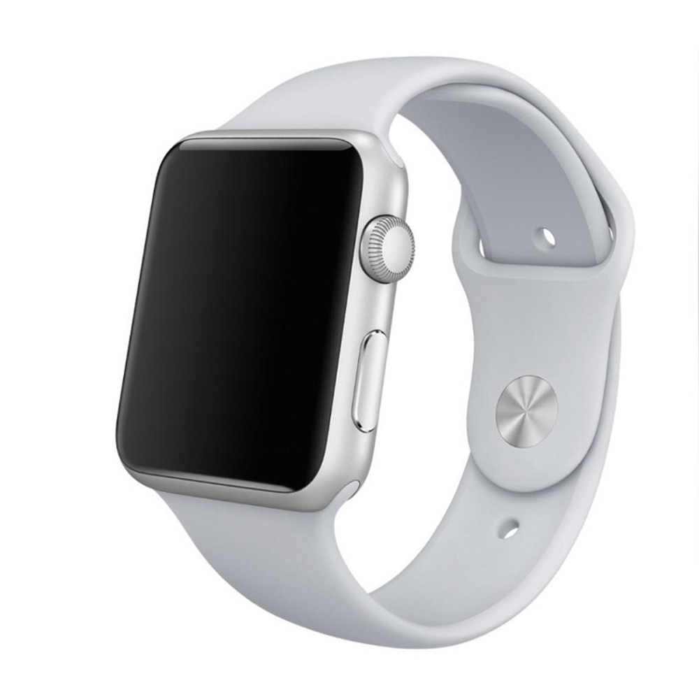 Apple Watch 42mm Sport Band Strap (White) :: PDair 10% OFF