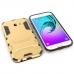Samsung Galaxy A5 (2017) Tough Armor Protective Case (Grey) best cellphone case by PDair