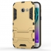 Samsung Galaxy A3 (2017) Tough Armor Protective Case (Gold) custom degsined carrying case by PDair