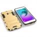 Samsung Galaxy A3 (2017) Tough Armor Protective Case (Grey) best cellphone case by PDair