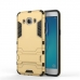 Samsung Galaxy J5 (2016) Tough Armor Protective Case (Gold) protective carrying case by PDair