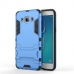 Samsung Galaxy J5 (2016) Tough Armor Protective Case (Blue) protective carrying case by PDair