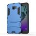 Samsung Galaxy A7 2016 Tough Armor Protective Case Blue protective carrying case by PDair