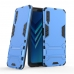 Samsung Galaxy A7 (2018) Tough Armor Protective Case (Blue) custom degsined carrying case by PDair