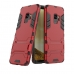 Samsung Galaxy S9 Plus | S9+ Tough Armor Protective Case (Red) custom degsined carrying case by PDair