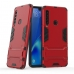 Samsung Galaxy A9 (2018) Tough Armor Protective Case (Red) custom degsined carrying case by PDair