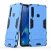 Samsung Galaxy A9 (2018) Tough Armor Protective Case (Blue) custom degsined carrying case by PDair