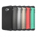 Samsung Galaxy A9 2016 Hybrid Combo Aegis Armor Case Cover Green top quality leather case by PDair