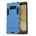 Samsung Galaxy Note 8 Tough Armor Protective Case (Blue) custom degsined carrying case by PDair