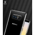 Samsung Galaxy Note 8 Ultra Slim Shockproof Bumper Cover with Clear(Black) protective carrying cover by PDair