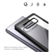 Samsung Galaxy Note 8 Ultra Thin Soft Clear Case Back Cover(Black) best cellphone case by PDair