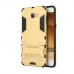 Samsung Galaxy C9 Pro Tough Armor Protective Case (Gold) by PDair