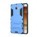 Samsung Galaxy C9 Pro Tough Armor Protective Case (Blue) by PDair