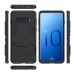 Samsung Galaxy S10 Tough Armor Protective Case (Silver) Wide selection of colors and patterns by PDair