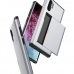 Samsung Galaxy Note 10 Plus Armor Protective Case with Card Slot (Silver) offers worldwide free shipping by PDair