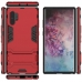 Samsung Galaxy Note 10 Plus Tough Armor Protective Case (Red) protective stylish skin case by PDair