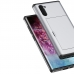 Samsung Galaxy Note 10 Armor Protective Case with Card Slot (Silver) offers worldwide free shipping by PDair