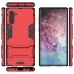 Samsung Galaxy Note 10 Tough Armor Protective Case (Red) best cellphone case by PDair