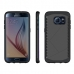 Samsung Galaxy S6 Hybrid Combo Aegis Armor Case Cover (Black) protective carrying case by PDair