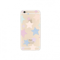 Star Pattern iPhone 6s 6 Plus SE 5s 5 Pattern Printed Soft Case