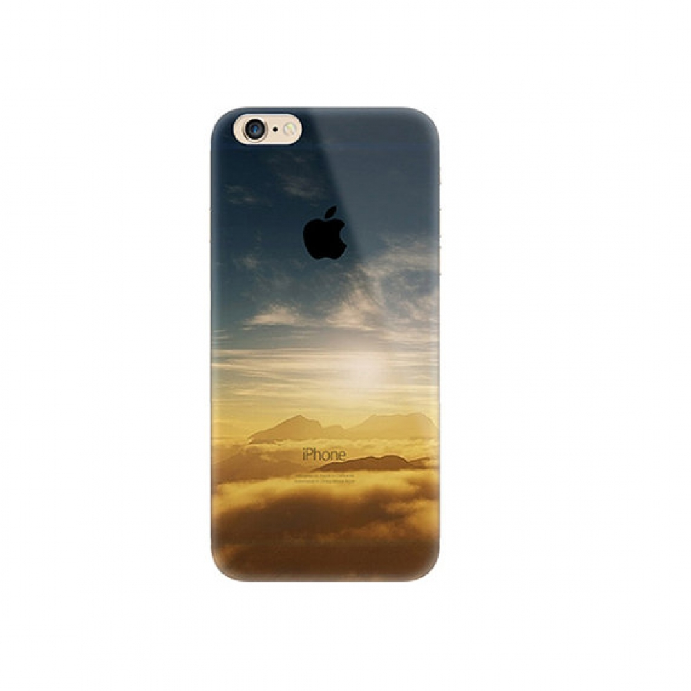 10% OFF + FREE SHIPPING, Buy PDair iPhone Pattern Printed Soft Clear Case (Sunset Scenery) which is available for iPhone 6 | iPhone 6s, iPhone 6 Plus | iPhone 6s Plus, iPhone 5 | iPhone 5s SE. You also can go to the customizer to create your own stylish l