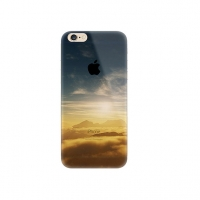 Sunset Scenery iPhone 6s 6 Plus SE 5s 5 Pattern Printed Soft Case