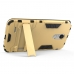 Sony Xperia X Performance Dual Tough Armor Protective Case (Gold) protective stylish skin case by PDair