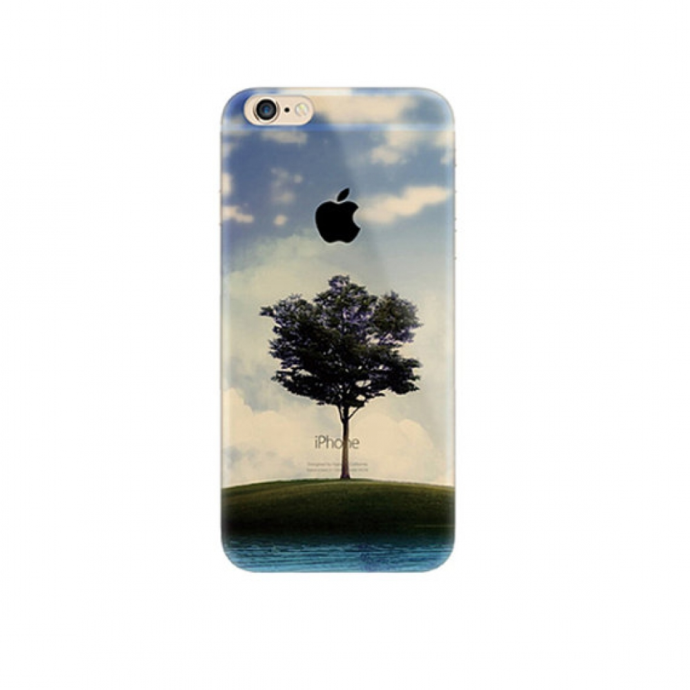 10% OFF + FREE SHIPPING, Buy PDair iPhone Pattern Printed Soft Clear Case (Tree Scenery) which is available for iPhone 6 | iPhone 6s, iPhone 6 Plus | iPhone 6s Plus, iPhone 5 | iPhone 5s SE. You also can go to the customizer to create your own stylish lea