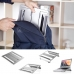 Universal Aluminum Foldable Stand for Macbook/Notebook (Silver) handmade leather case by PDair