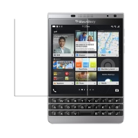 BlackBerry Passport Silver Edition Ultra Clear Screen Protector :: PDair