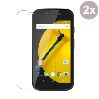Moto E 2nd Ultra Clear Screen Protector :: PDair