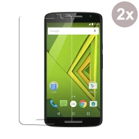 Ultra Clear Screen Protector for Motorola Moto X Play (Pack of 2pcs)