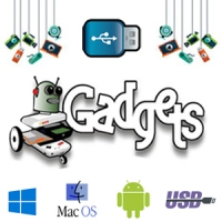 USB Gadgets, USB Accessories :: PDair