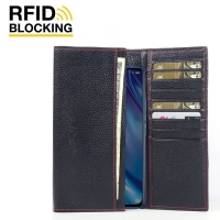 10% OFF + FREE SHIPPING, Buy the BEST PDair Handcrafted Premium Protective Carrying ViVO NEX Dual Display Leather Continental Sleeve Wallet (Red Stitching). Exquisitely designed engineered for ViVO NEX Dual Display.