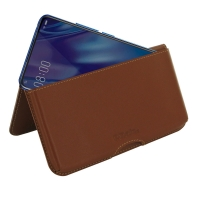 10% OFF + FREE SHIPPING, Buy the BEST PDair Handcrafted Premium Protective Carrying ViVO NEX Dual Display Leather Wallet Pouch Case (Brown). Exquisitely designed engineered for ViVO NEX Dual Display.