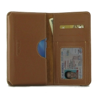 10% OFF + FREE SHIPPING, Buy the BEST PDair Handcrafted Premium Protective Carrying ViVO NEX Dual Display Leather Wallet Sleeve Case (Brown). Exquisitely designed engineered for ViVO NEX Dual Display.