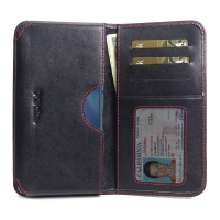 10% OFF + FREE SHIPPING, Buy the BEST PDair Handcrafted Premium Protective Carrying ViVO NEX Dual Display Leather Wallet Sleeve Case (Red Stitch). Exquisitely designed engineered for ViVO NEX Dual Display.