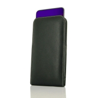 Leather Vertical Pouch Case for ViVO NEX S | NEX UltimateC
