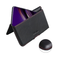 10% OFF + FREE SHIPPING, Buy the BEST PDair Handcrafted Premium Protective Carrying ViVO NEX S | NEX Ultimate Leather Wallet Pouch Case (Red Stitch). Exquisitely designed engineered for ViVO NEX S | NEX Ultimate.