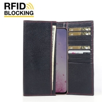 10% OFF + FREE SHIPPING, Buy the BEST PDair Handcrafted Premium Protective Carrying ViVO S1 Leather Continental Sleeve Wallet (Red Stitching). Exquisitely designed engineered for ViVO S1.