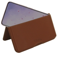 10% OFF + FREE SHIPPING, Buy the BEST PDair Handcrafted Premium Protective Carrying ViVO S1 Leather Wallet Pouch Case (Brown). Exquisitely designed engineered for ViVO S1.