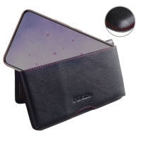 10% OFF + FREE SHIPPING, Buy the BEST PDair Handcrafted Premium Protective Carrying ViVO S1 Leather Wallet Pouch Case (Red Stitch). Exquisitely designed engineered for ViVO S1.