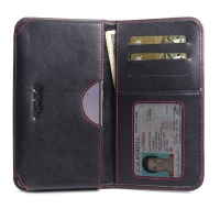 10% OFF + FREE SHIPPING, Buy the BEST PDair Handcrafted Premium Protective Carrying ViVO S1 Leather Wallet Sleeve Case (Red Stitch). Exquisitely designed engineered for ViVO S1.