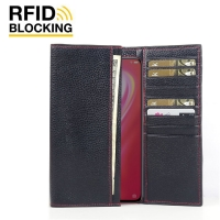 10% OFF + FREE SHIPPING, Buy the BEST PDair Handcrafted Premium Protective Carrying ViVO S1 Pro Leather Continental Sleeve Wallet (Red Stitching). Exquisitely designed engineered for ViVO S1 Pro.