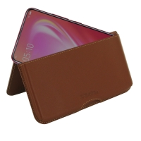 10% OFF + FREE SHIPPING, Buy the BEST PDair Handcrafted Premium Protective Carrying ViVO S1 Pro Leather Wallet Pouch Case (Brown). Exquisitely designed engineered for ViVO S1 Pro.