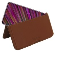 10% OFF + FREE SHIPPING, Buy the BEST PDair Handcrafted Premium Protective Carrying ViVO V15 Leather Wallet Pouch Case (Brown). Exquisitely designed engineered for ViVO V15.